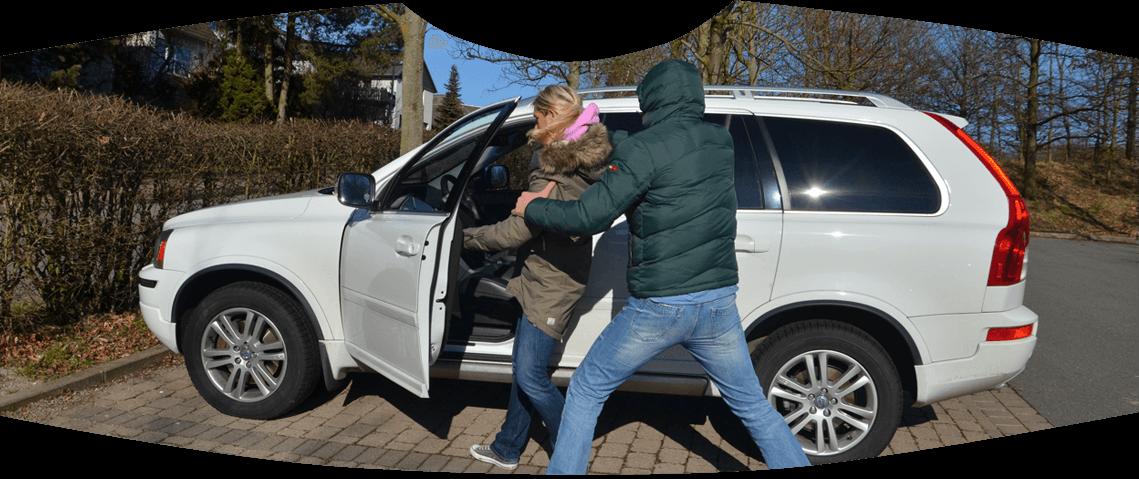 Fahrer-Sicherheit
