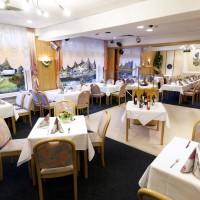Themenzimmer im Hotel Terrassen Café