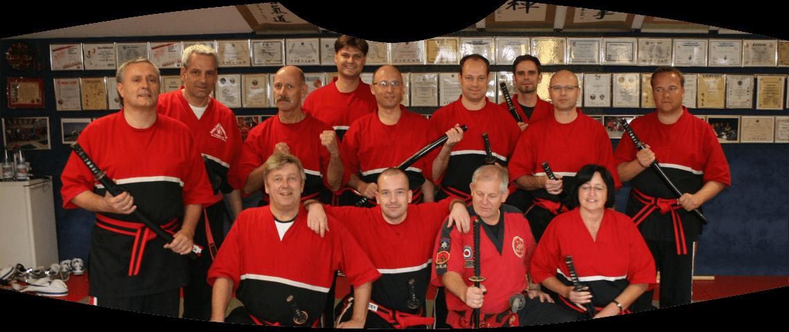 Samurai Vertriebsleiter