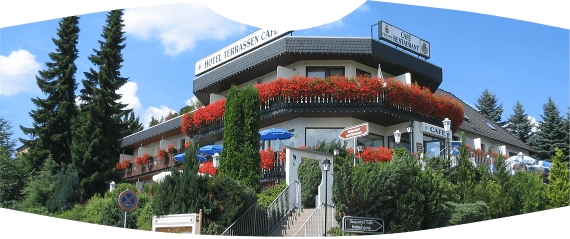 Hotel Terrassen Café