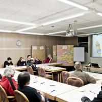 Seminar-Orte, Termine