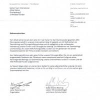 Referenz AMG 2012